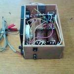 Корпус пуско зарядного устройства