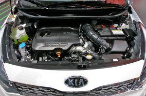 Двигатель КИА Рио 3