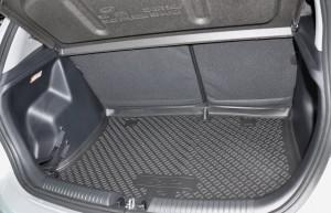 Коврик в багажник КИА Рио