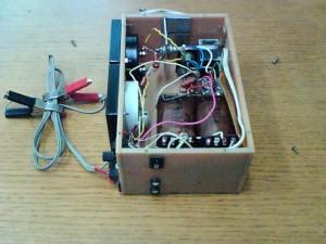 Самодельное зарядное устройство авто