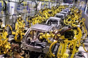 Завод КИА Моторс Корея