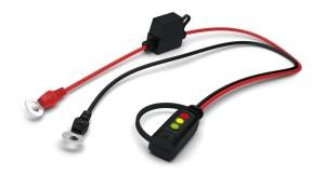 Индикатор зарядки аккумулятора