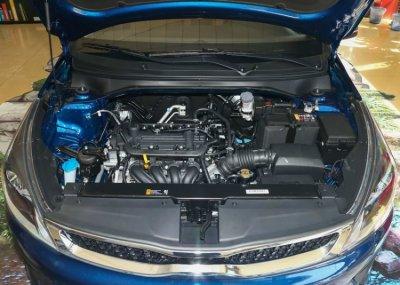 двигатель Kia Rio X-Line